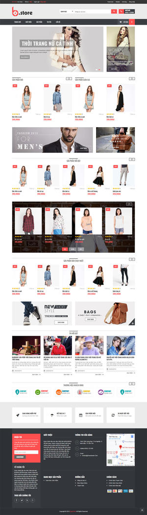 Bstore Fashion Shop